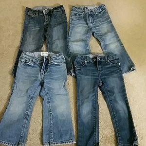 Gap toddler girls jeans